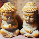 LITTLE BUDDHA 2-er SET